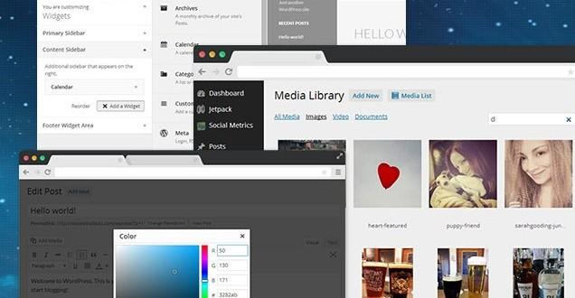wordpress yenilikler