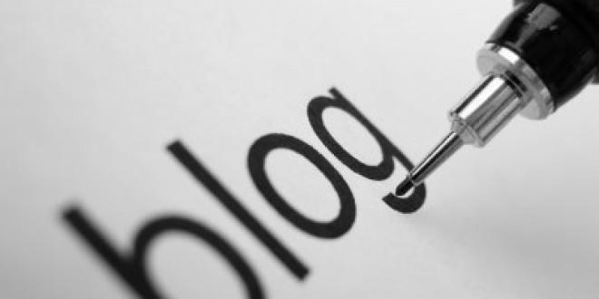 blog yazarligi